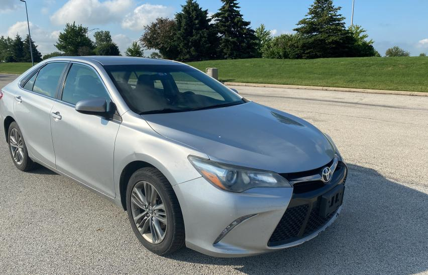 2015 TOYOTA CAMRY LE 4T1BF1FK9FU493695