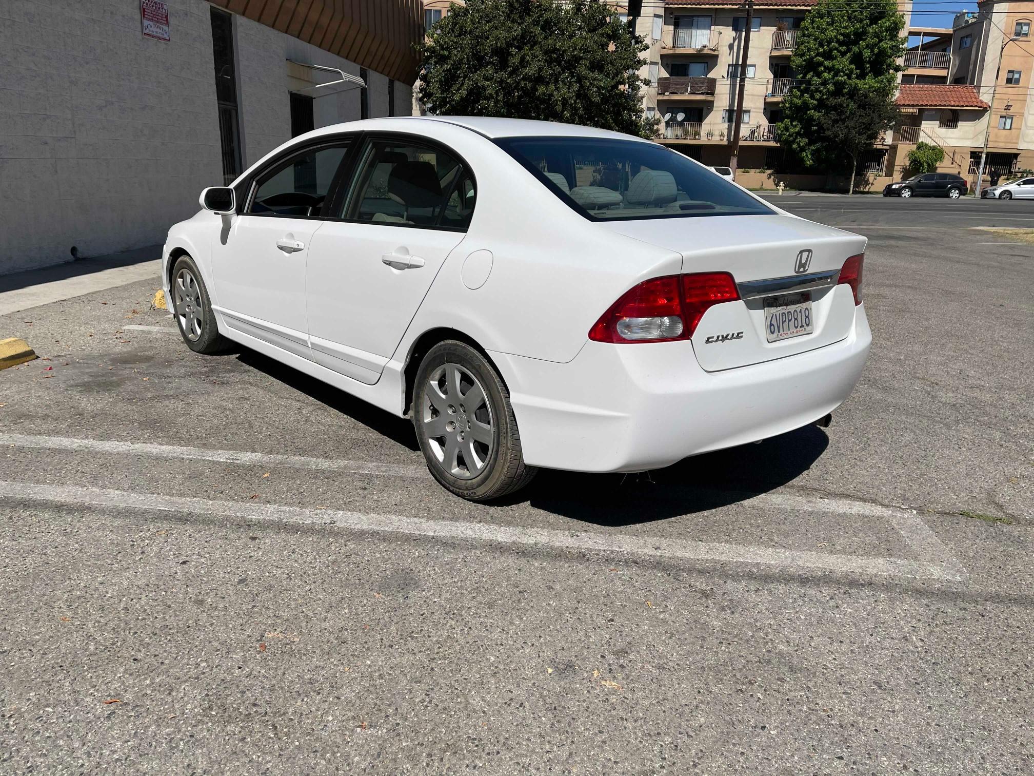 2011 HONDA CIVIC LX 2HGFA1F51BH534107