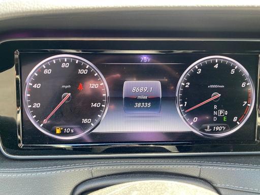 2015 MERCEDES-BENZ S 550 4MAT WDDUG8FBXFA096796
