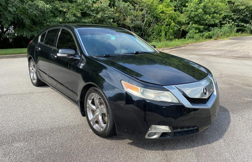 Acura salvage cars for sale: 2009 Acura TL