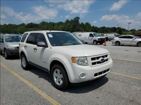 Used 2009 FORD ESCAPE - Small image. Lot 50003981