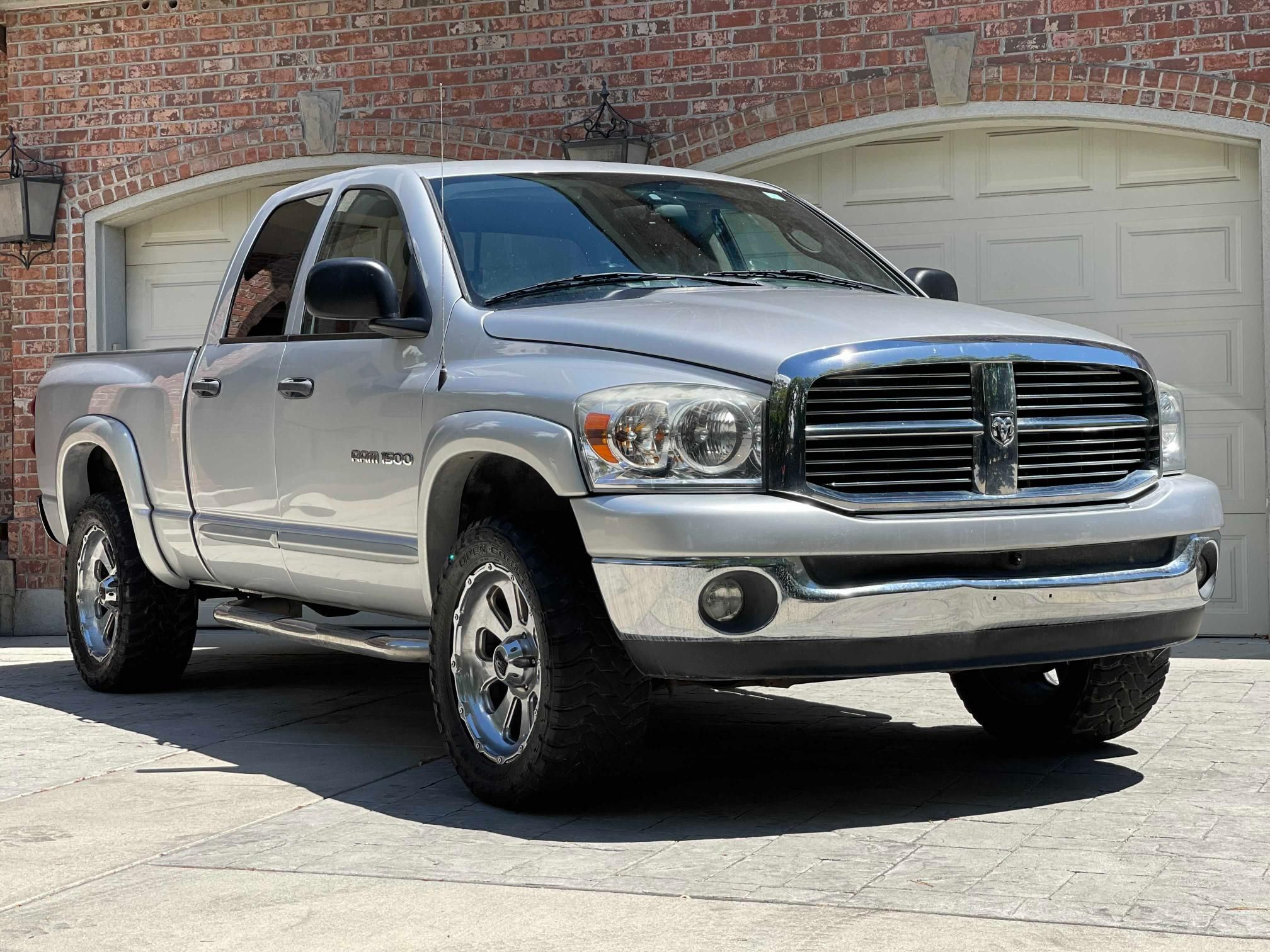 Salvage cars for sale from Copart Magna, UT: 2007 Dodge RAM 1500 S