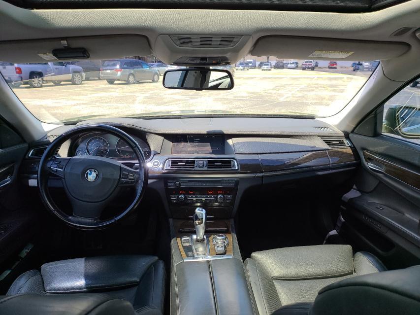 2011 BMW ALPINA B7 WBAKA8C58BCY37394