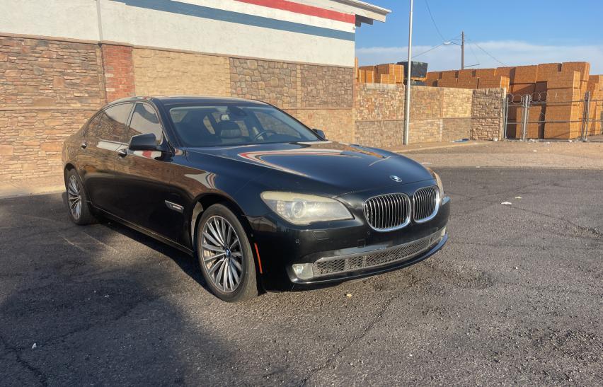 2011 BMW ALPINA B7 WBAKB8C50BCY64439