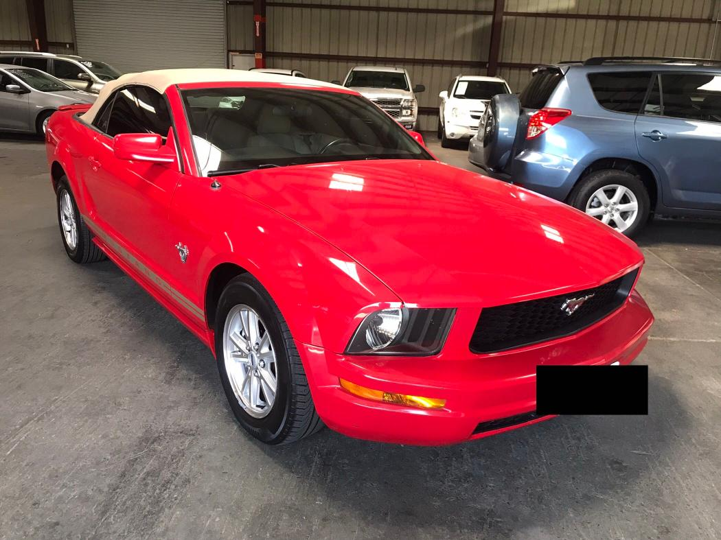 1ZVHT84N195113001-2009-ford-mustang