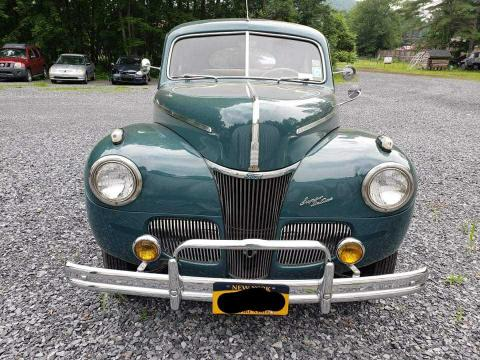 Ford Superdelux salvage cars for sale: 1941 Ford Superdelux