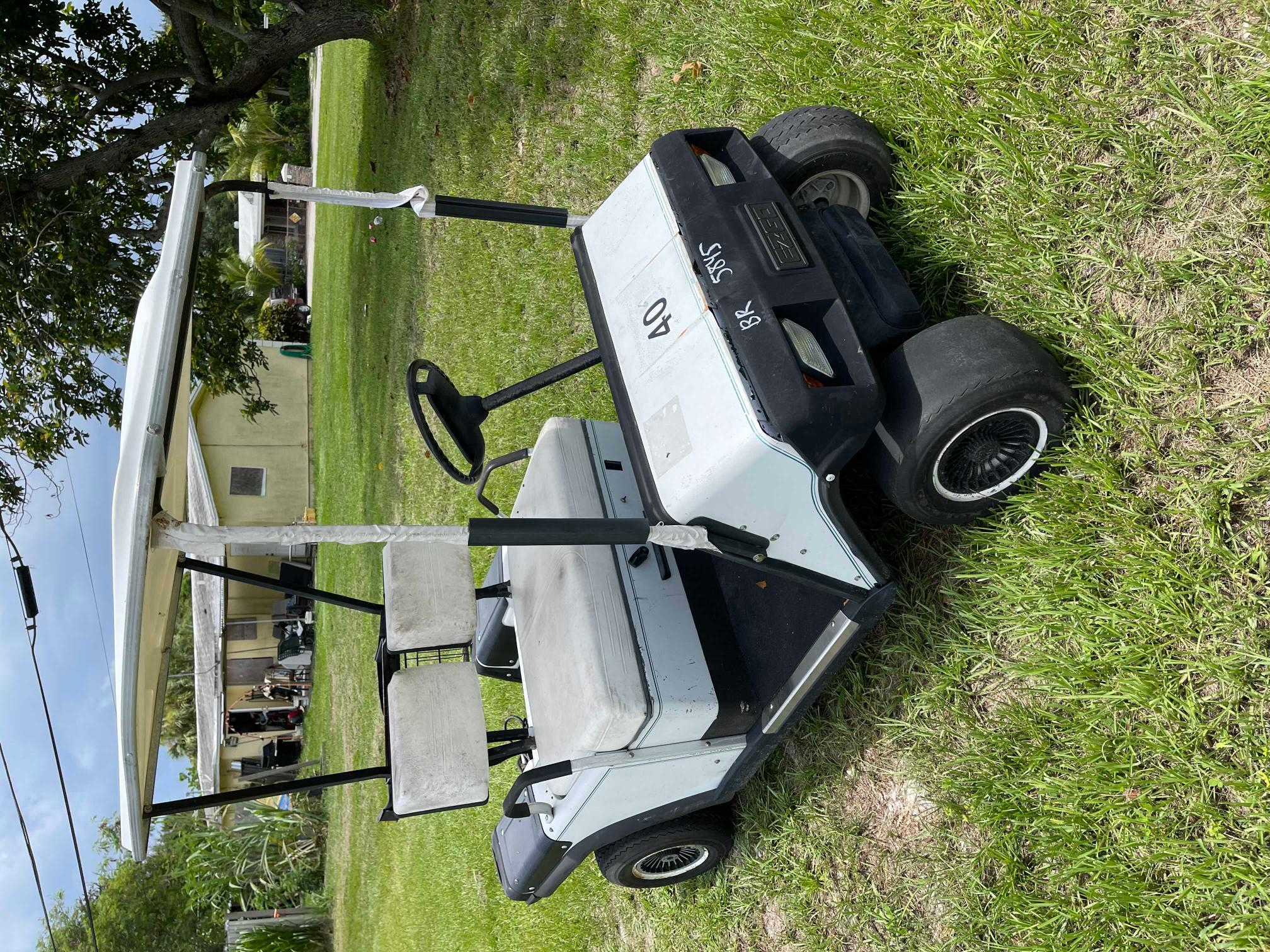 1999 Ezgo Golfcart en venta en West Palm Beach, FL