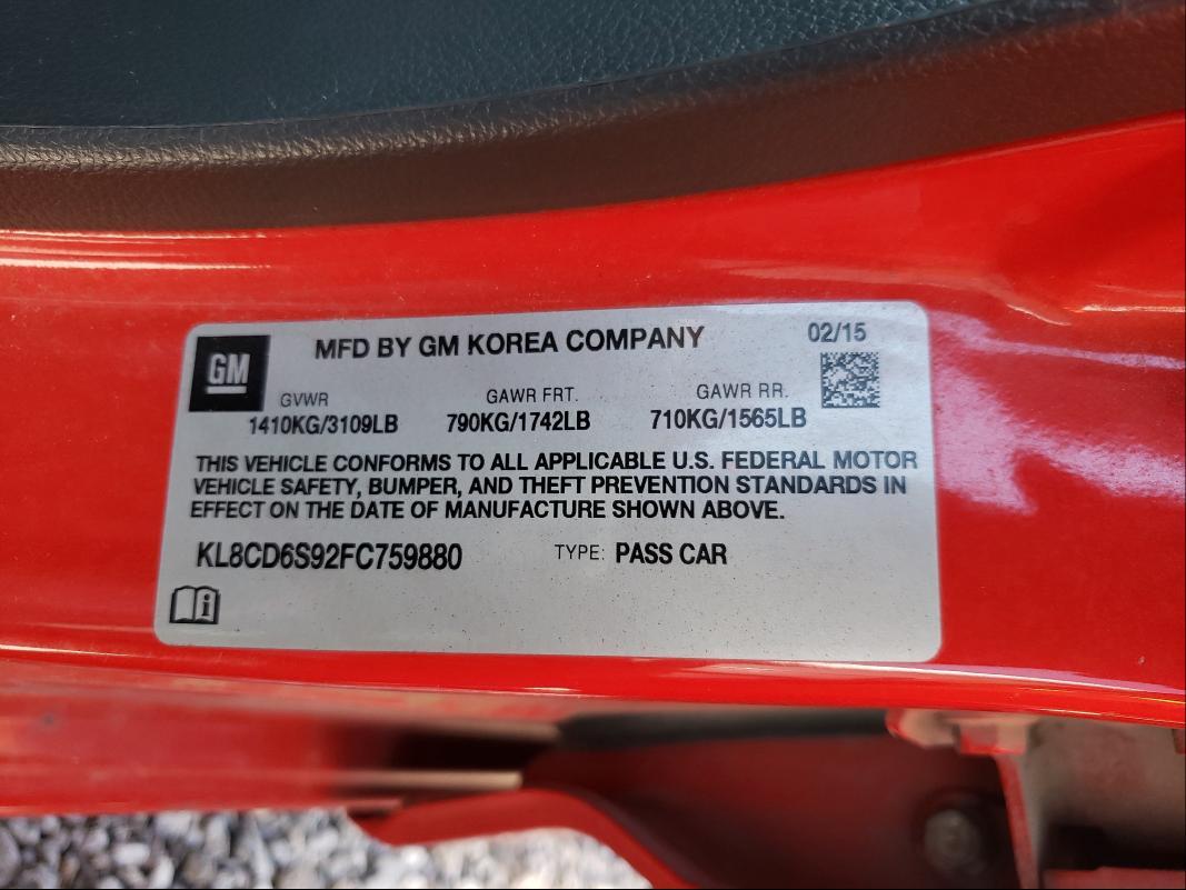 KL8CD6S92FC759880