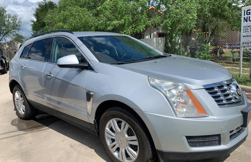 Cadillac SRX salvage cars for sale: 2015 Cadillac SRX
