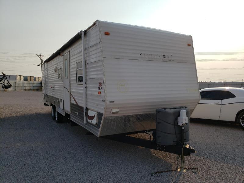 Gulf Stream RV salvage cars for sale: 2007 Gulf Stream RV