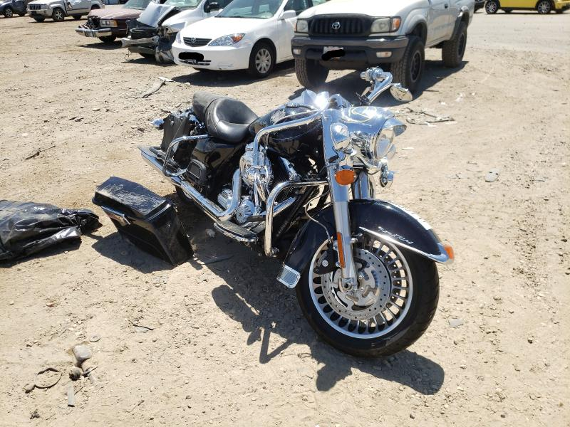 Salvage cars for sale from Copart Nampa, ID: 2012 Harley-Davidson Flhr Road