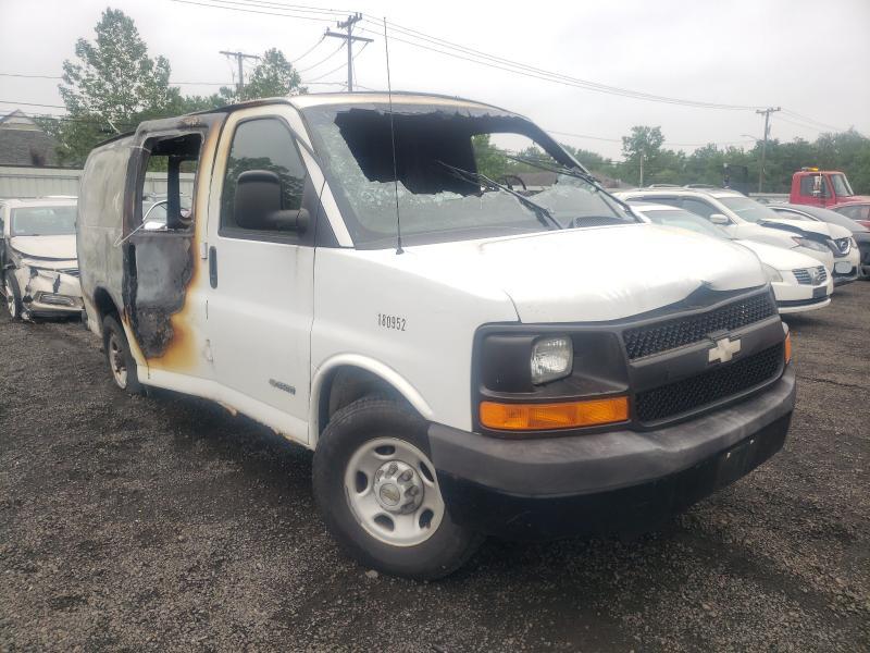 2003 Chevrolet Express en venta en New Britain, CT