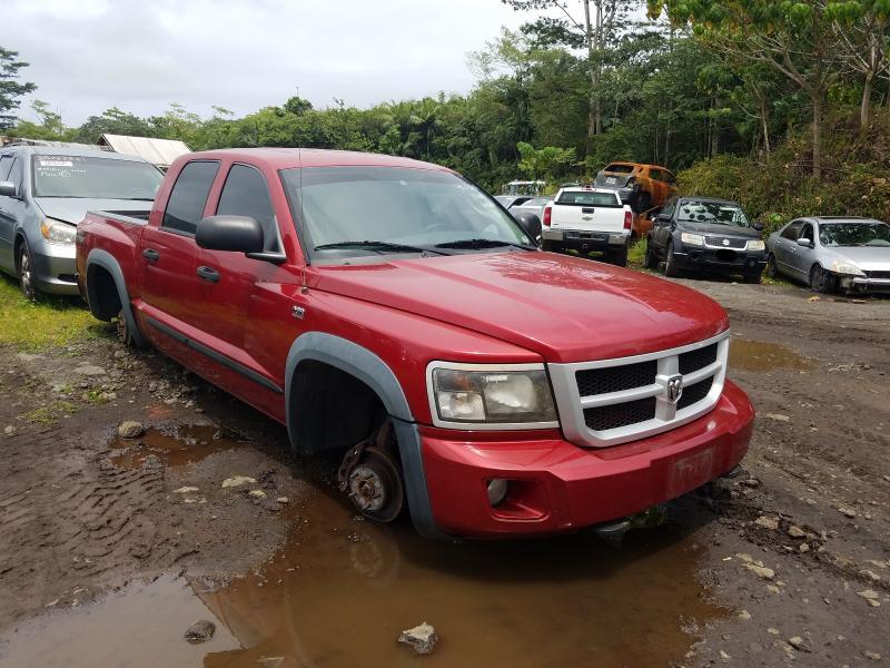 Salvage cars for sale from Copart Kapolei, HI: 2010 Dodge Dakota TRX