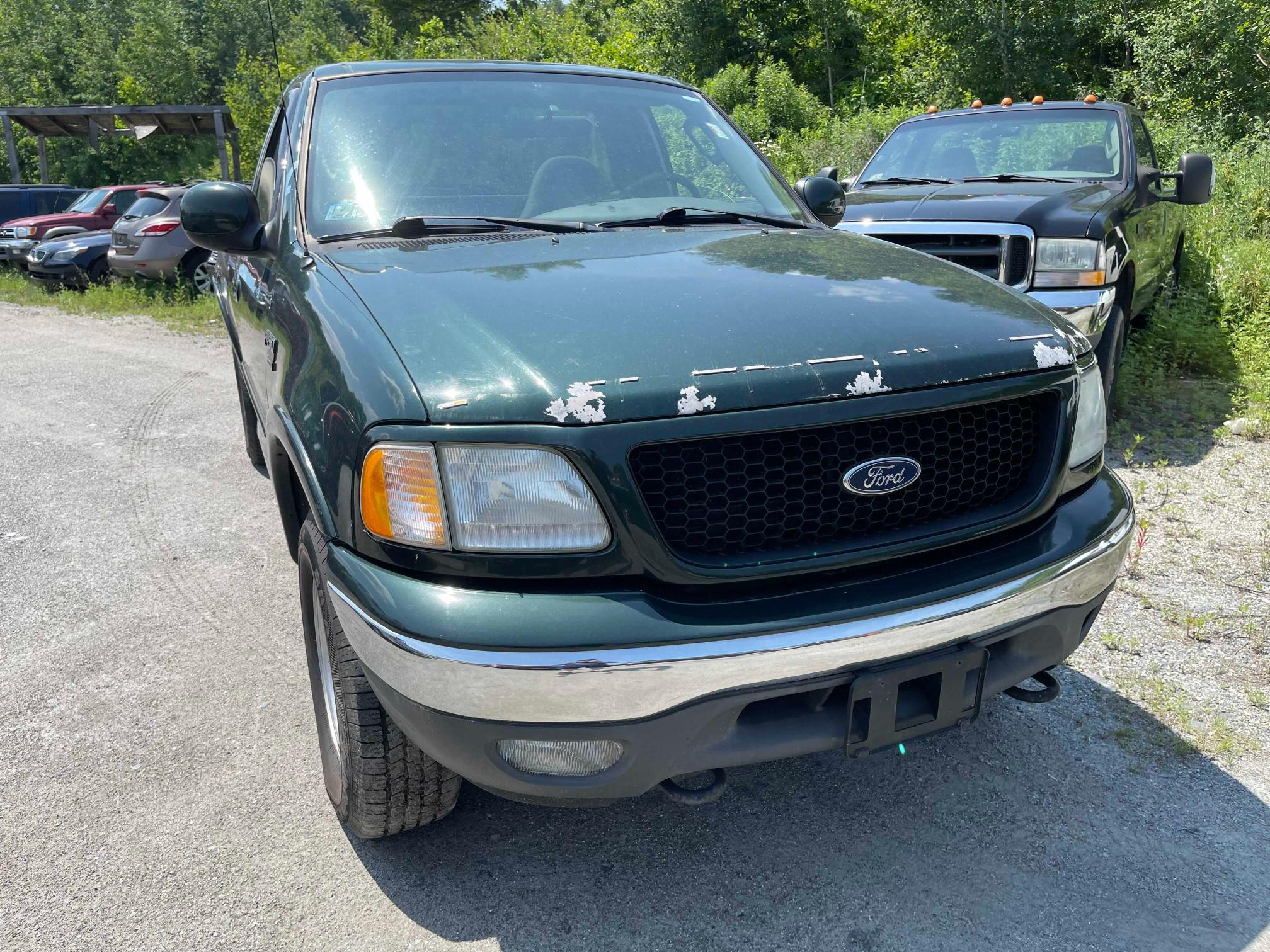 2003 Ford F150 en venta en West Warren, MA