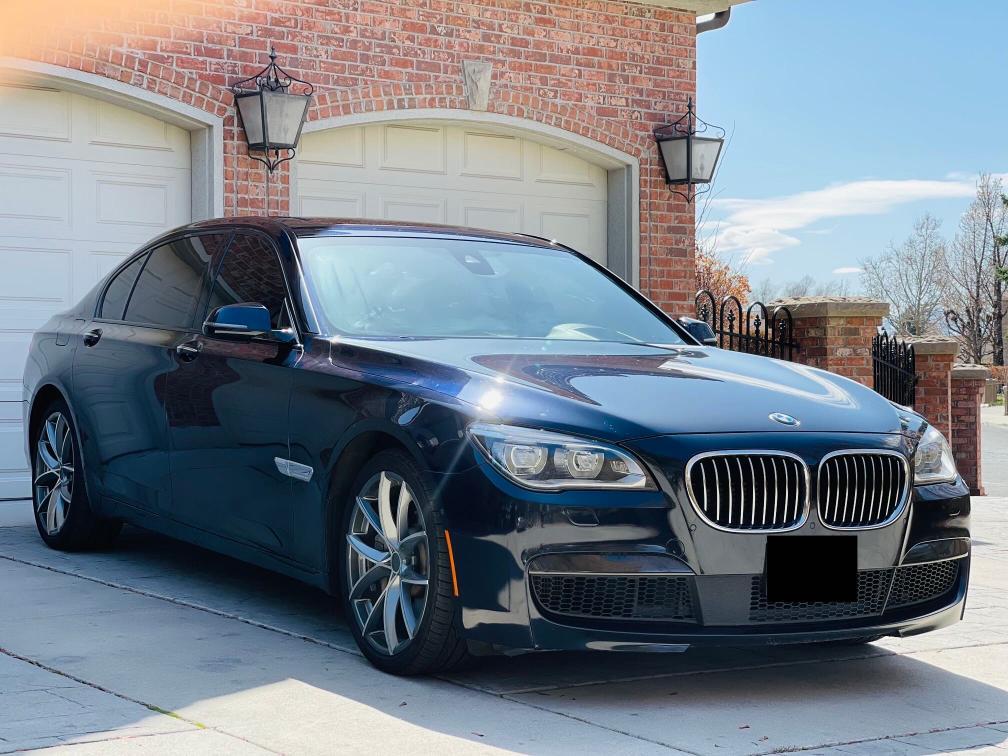 2015 BMW 750 LXI WBAYF8C54FD654666