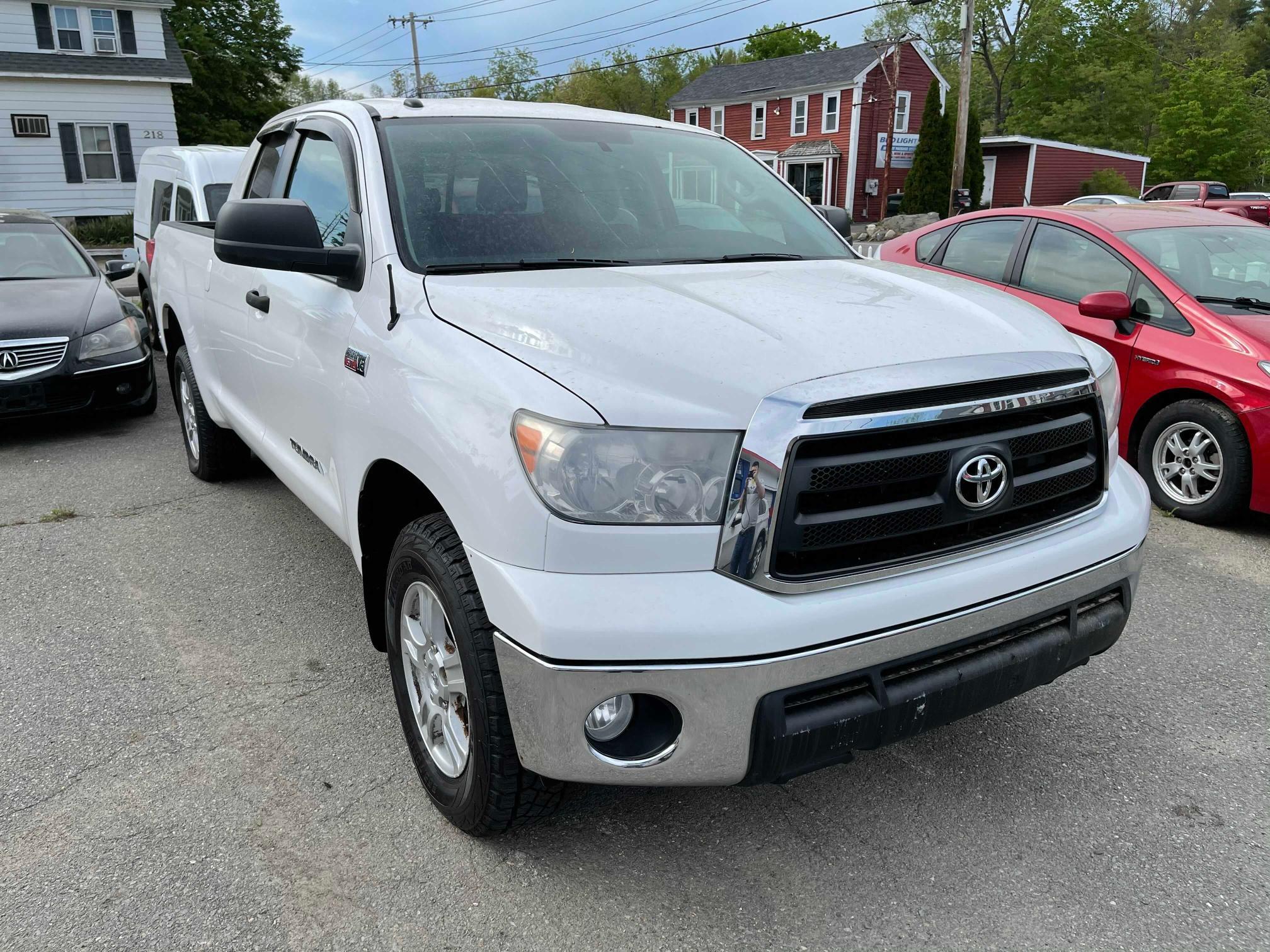 2012 Toyota Tundra DOU en venta en West Warren, MA