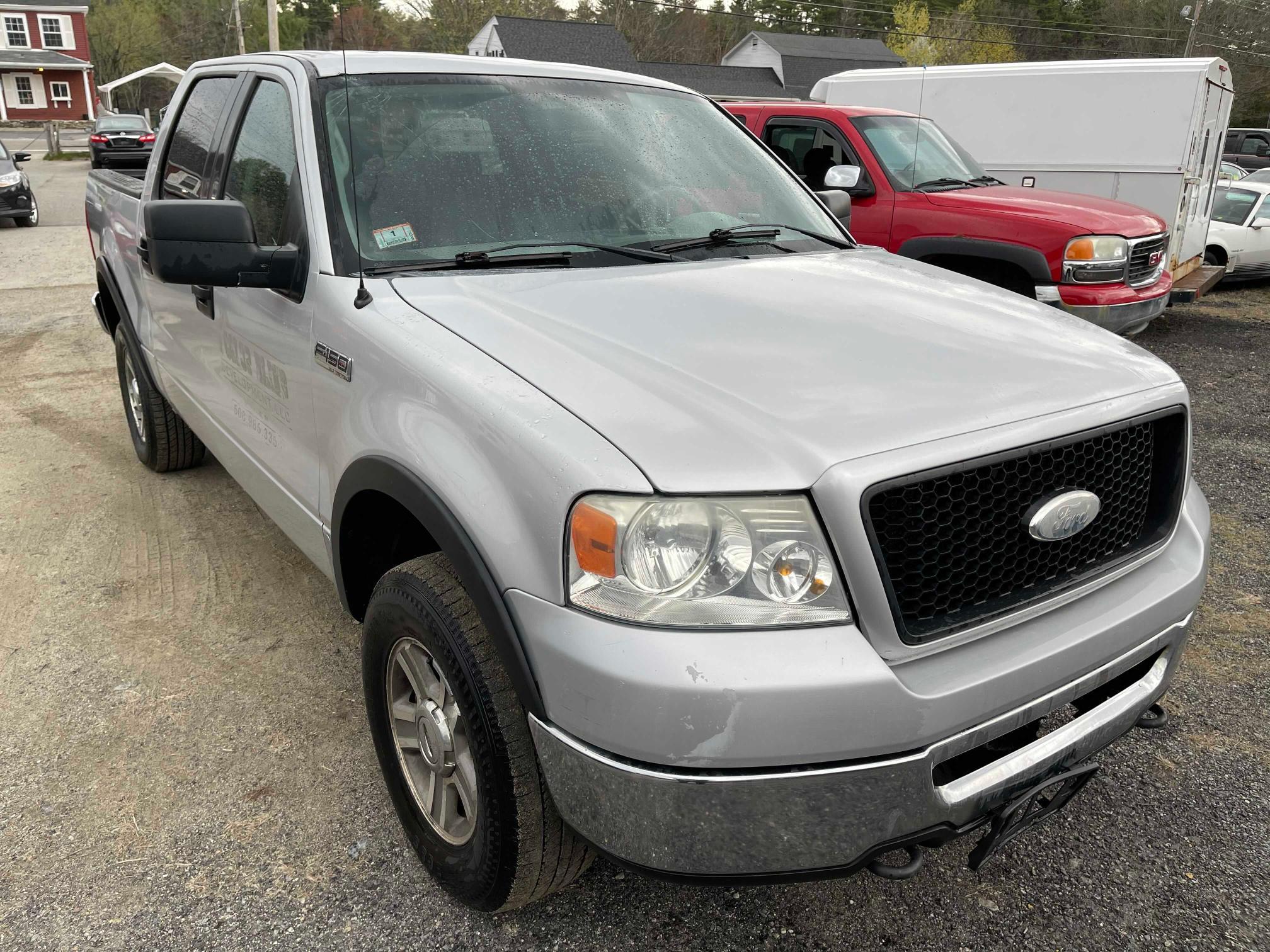 2006 Ford F150 Super en venta en West Warren, MA