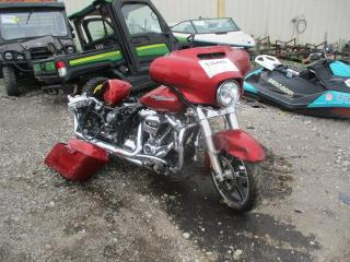Harley-Davidson Vehiculos salvage en venta: 2019 Harley-Davidson Flhx