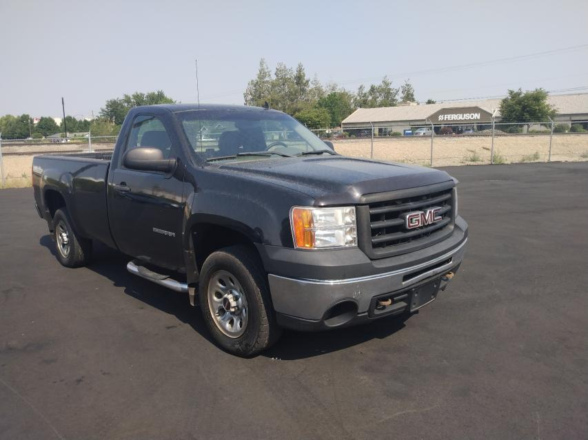 Salvage cars for sale from Copart Nampa, ID: 2010 GMC Sierra K15