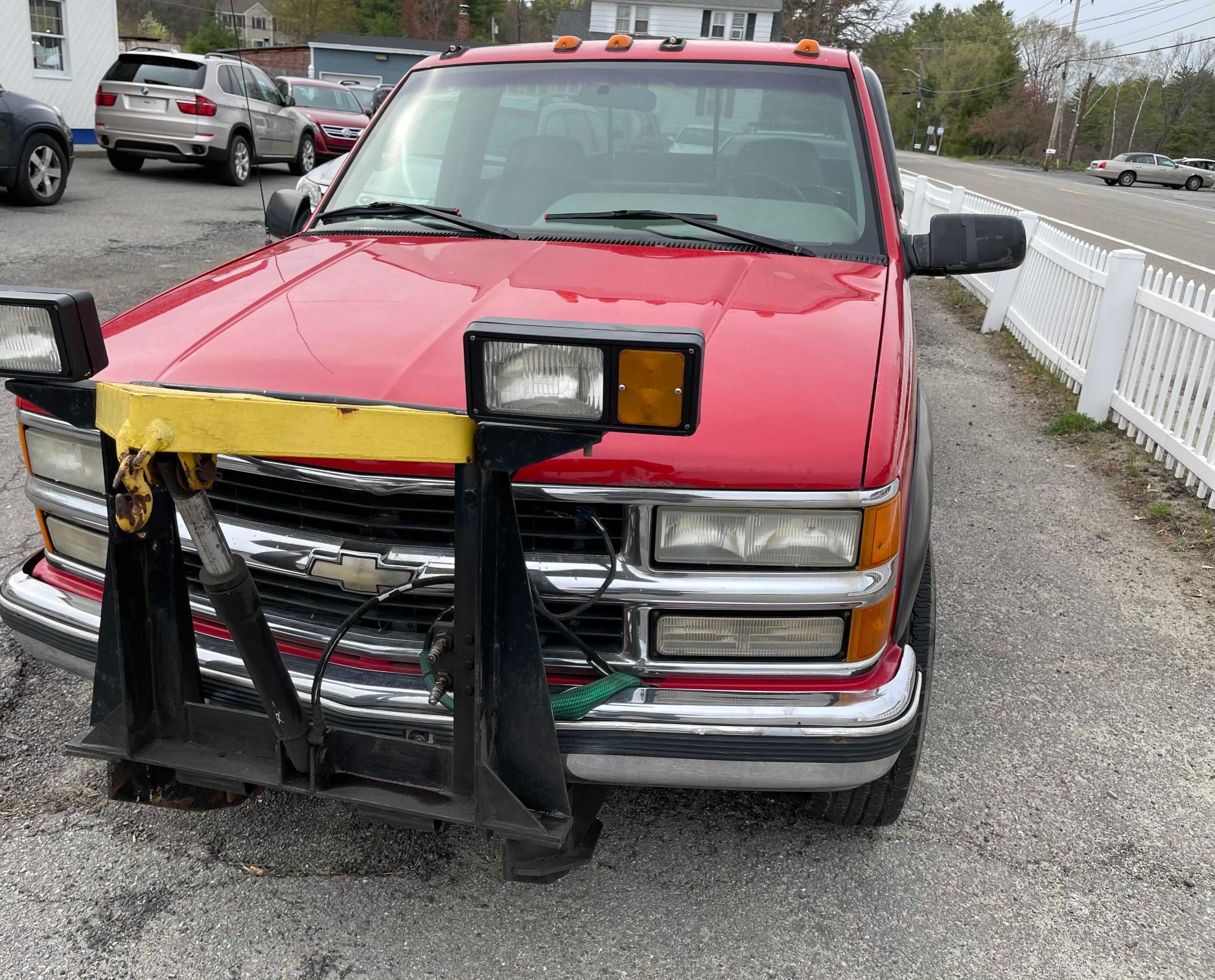 1995 Chevrolet GMT-400 K2 en venta en West Warren, MA