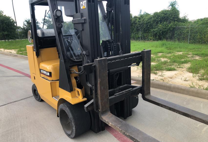 2012 Caterpillar Forklift en venta en Houston, TX