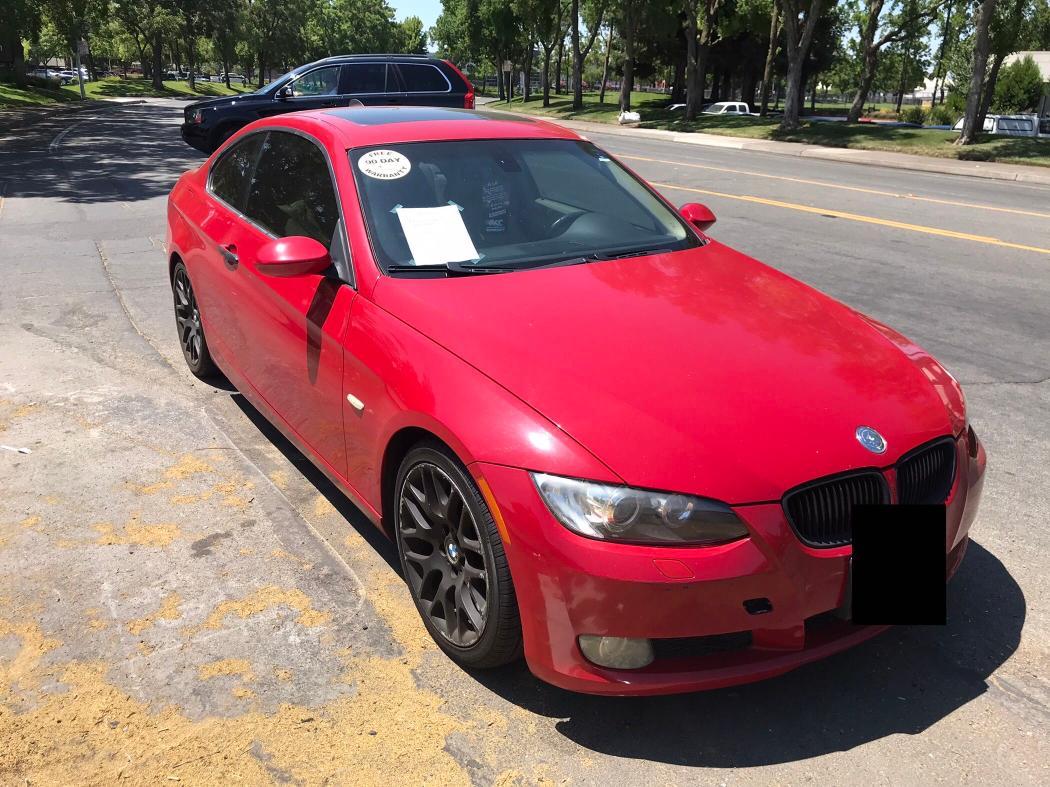 BMW Vehiculos salvage en venta: 2007 BMW 328 I