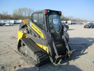 New Holland salvage cars for sale: 2015 New Holland C238