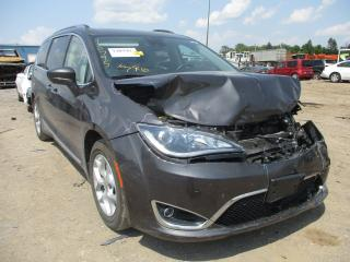 Salvage 2018 CHRYSLER PACIFICA - Small image. Lot 49568161