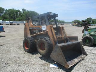 Case salvage cars for sale: 2007 Case 435