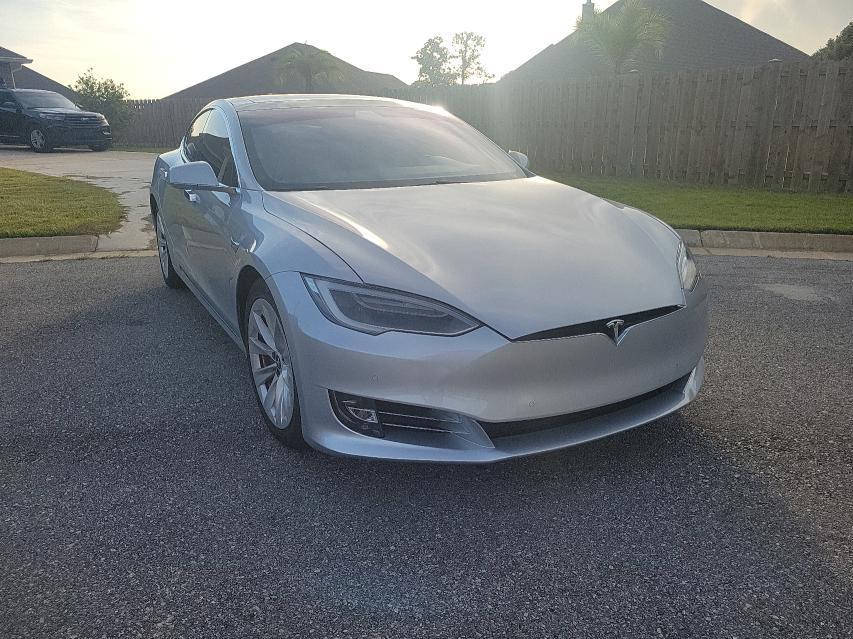 Tesla salvage cars for sale: 2017 Tesla Model S