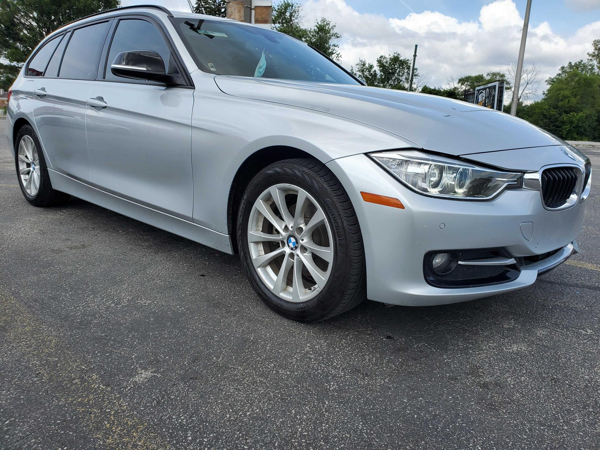 2014 BMW 328 D Xdrive for sale in Dyer, IN