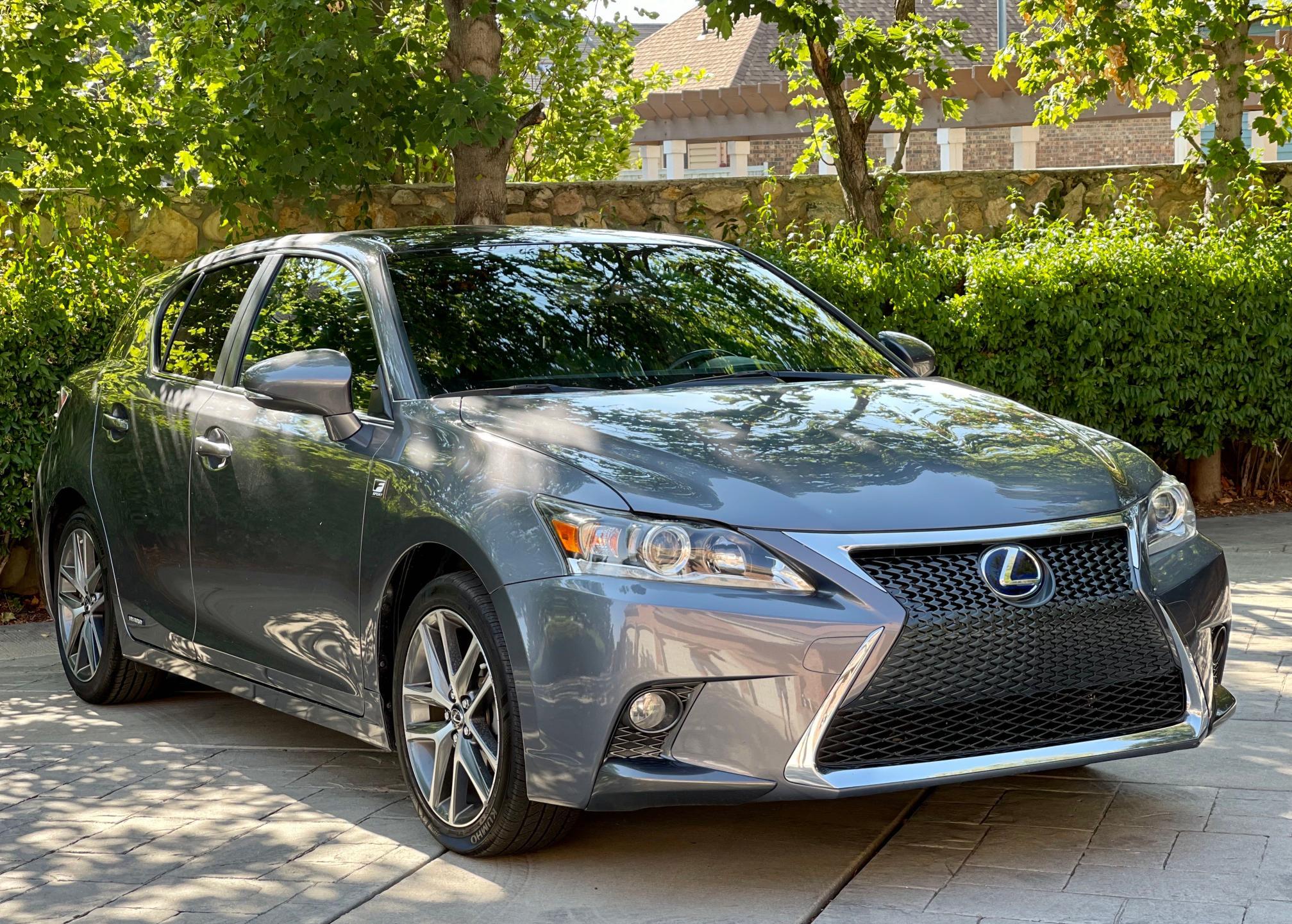 Lexus CT 200 salvage cars for sale: 2016 Lexus CT 200