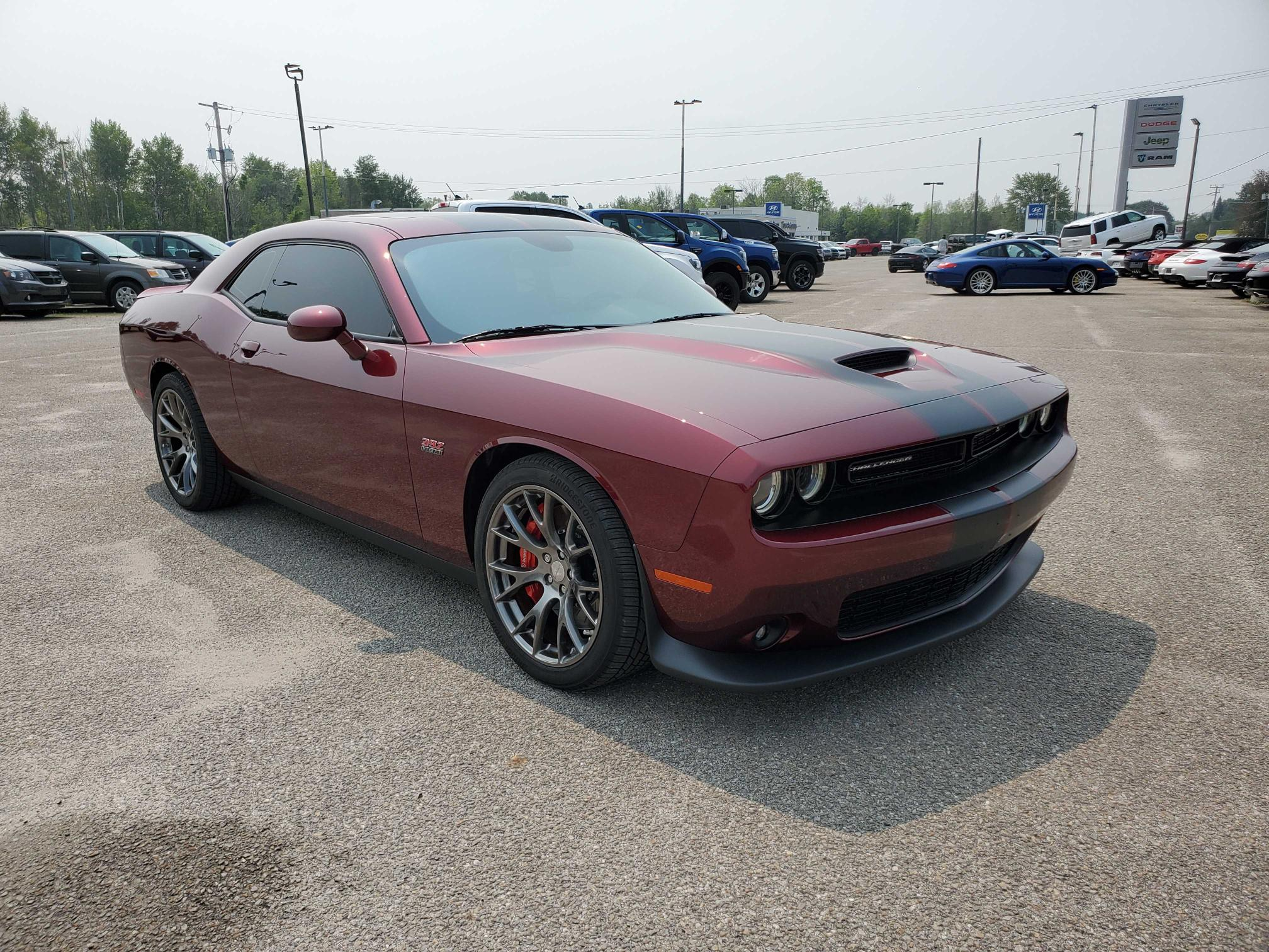 2017 Dodge Challenger for sale in Montreal Est, QC