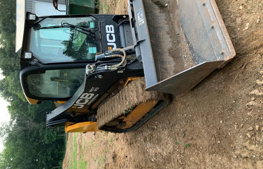 Salvage cars for sale from Copart Rogersville, MO: 2016 JCB 190T
