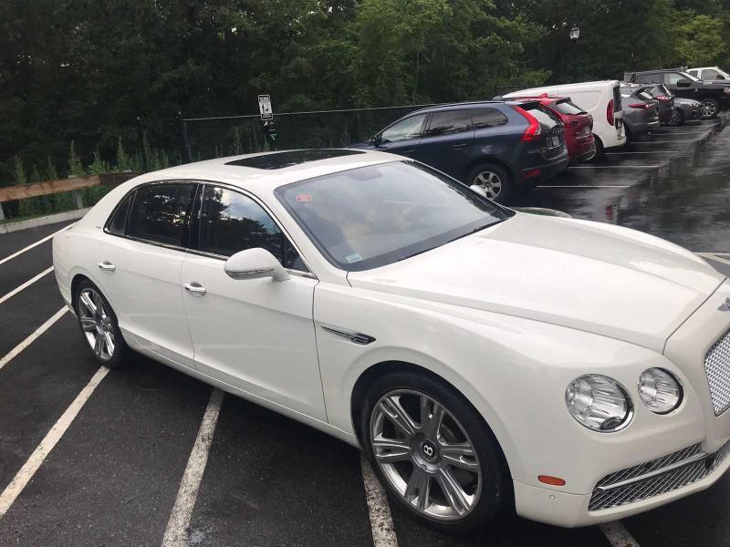 Bentley Flying SPU salvage cars for sale: 2015 Bentley Flying SPU