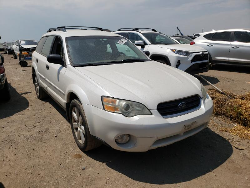 Salvage cars for sale from Copart Brighton, CO: 2007 Subaru Legacy Outback