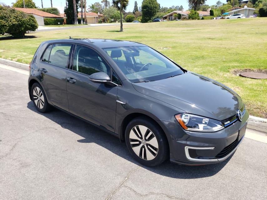 Volkswagen Vehiculos salvage en venta: 2016 Volkswagen E-GOLF SE