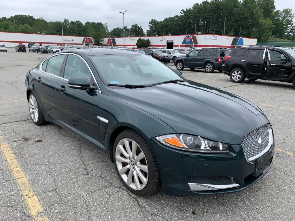Jaguar Vehiculos salvage en venta: 2013 Jaguar XF