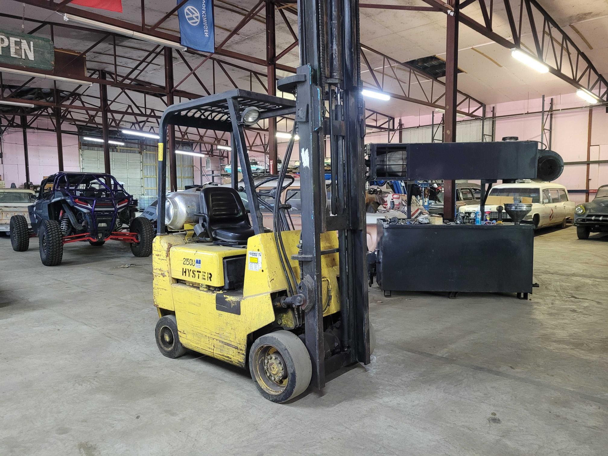 1998 Hyster Forklift en venta en Lebanon, TN