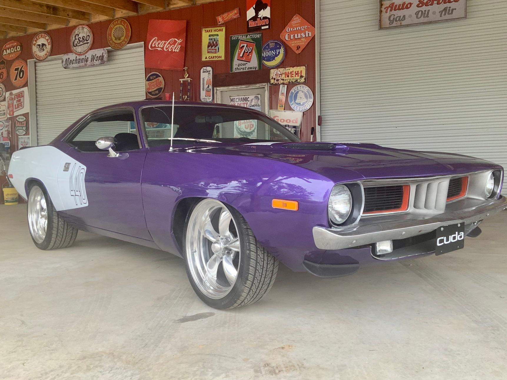 1973 Plymouth Barracuda for sale in Madisonville, TN