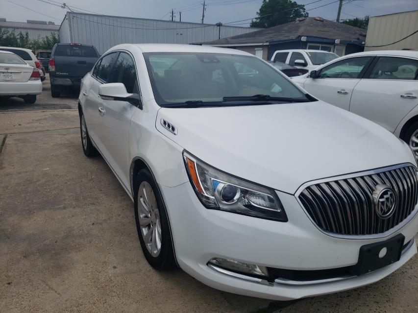 2014 BUICK LACROSSE 1G4GB5G3XEF224902
