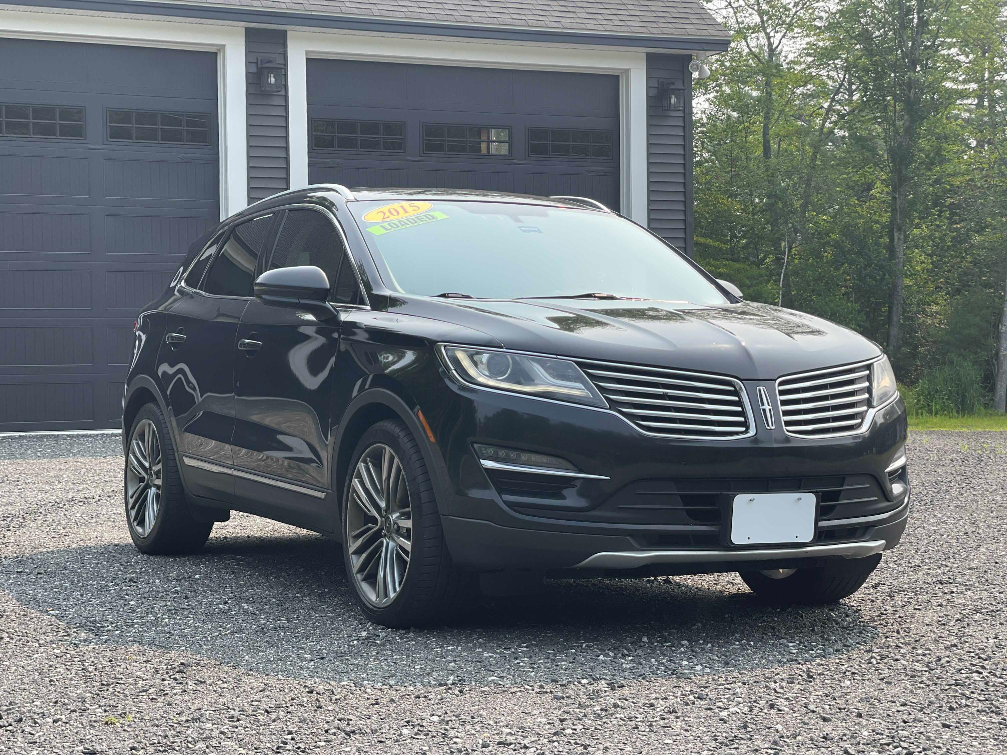 Lincoln MKC salvage cars for sale: 2015 Lincoln MKC