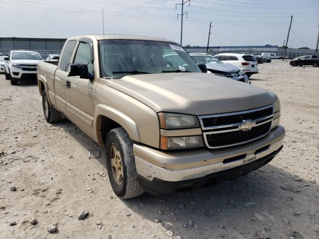 Salvage cars for sale from Copart Columbus, OH: 2006 Chevrolet Silverado