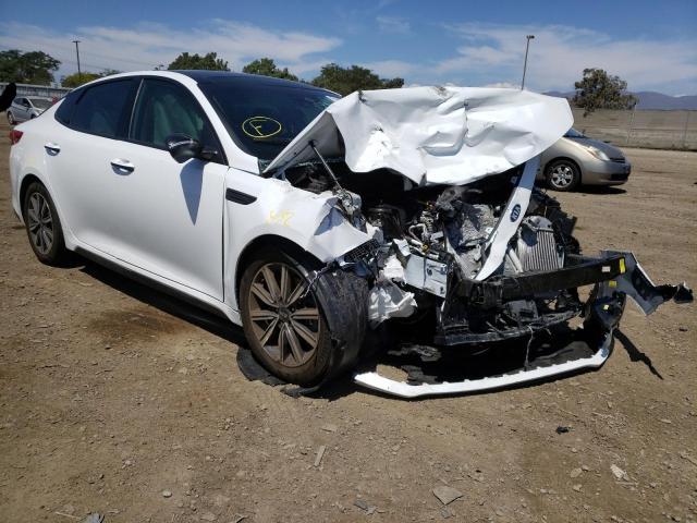 KIA salvage cars for sale: 2019 KIA Optima EX