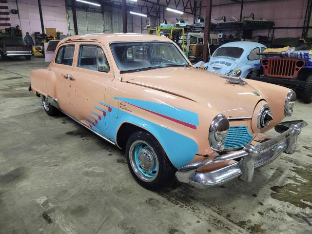 Salvage 1951 STUDEBAKER ALL MODELS - Small image. Lot 52171351
