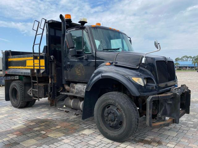 Salvage cars for sale from Copart Jacksonville, FL: 2005 International 7000