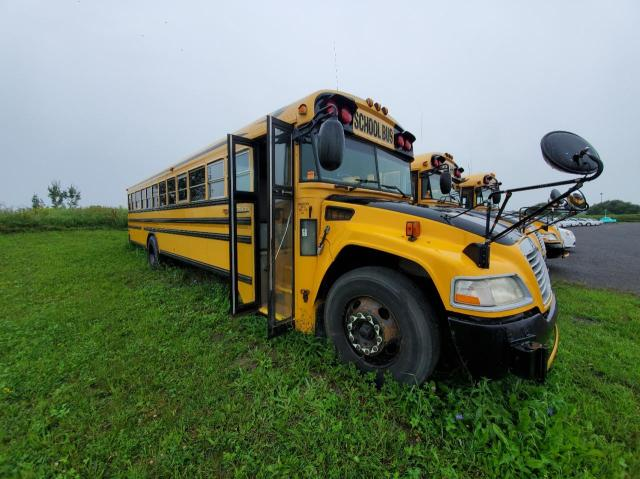 Blue Bird salvage cars for sale: 2009 Blue Bird School Bus