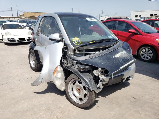 Salvage 2013 SMART FORTWO - Small image. Lot 51644151