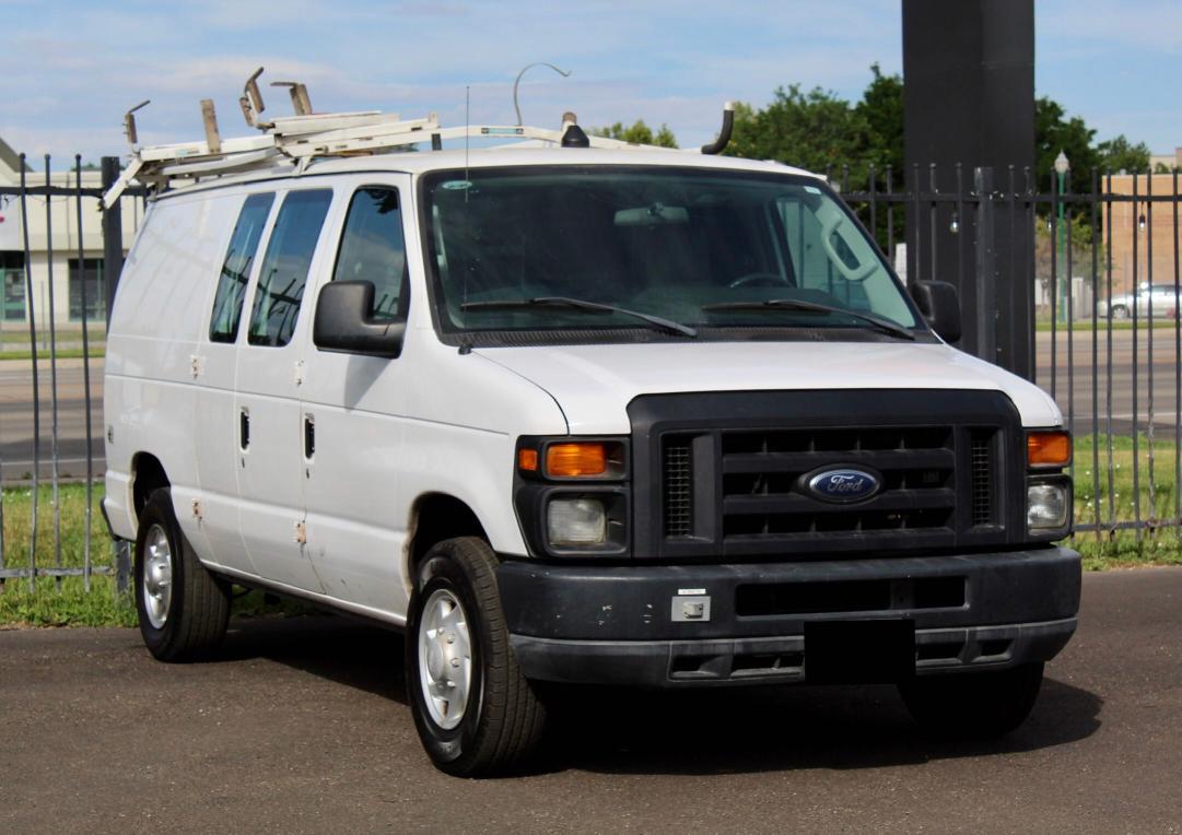 Vehiculos salvage en venta de Copart Magna, UT: 2010 Ford Econoline