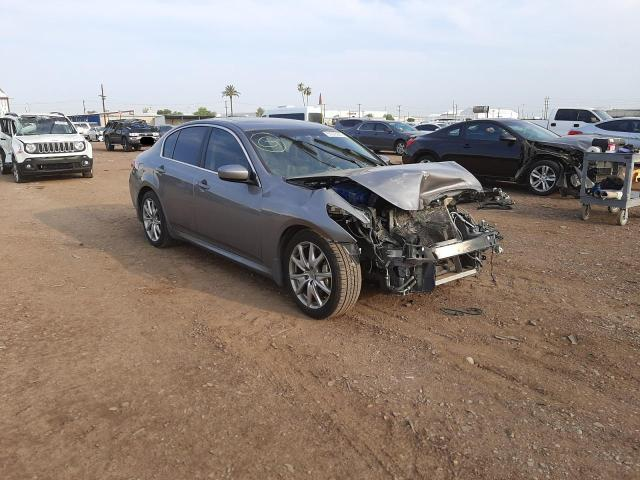 Salvage cars for sale from Copart Phoenix, AZ: 2009 Infiniti G37 Base